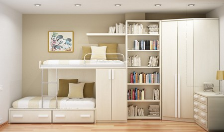 35 Study Room Design For Small Room