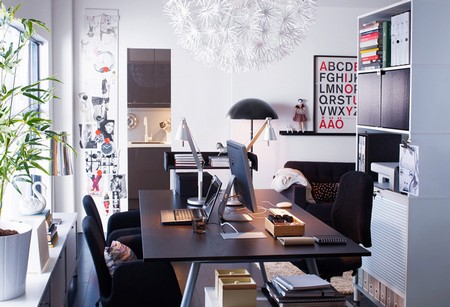35 IKEA Workspace Ideas